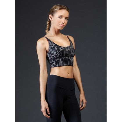 MADISON REVERSIBLE SPORTS BRA